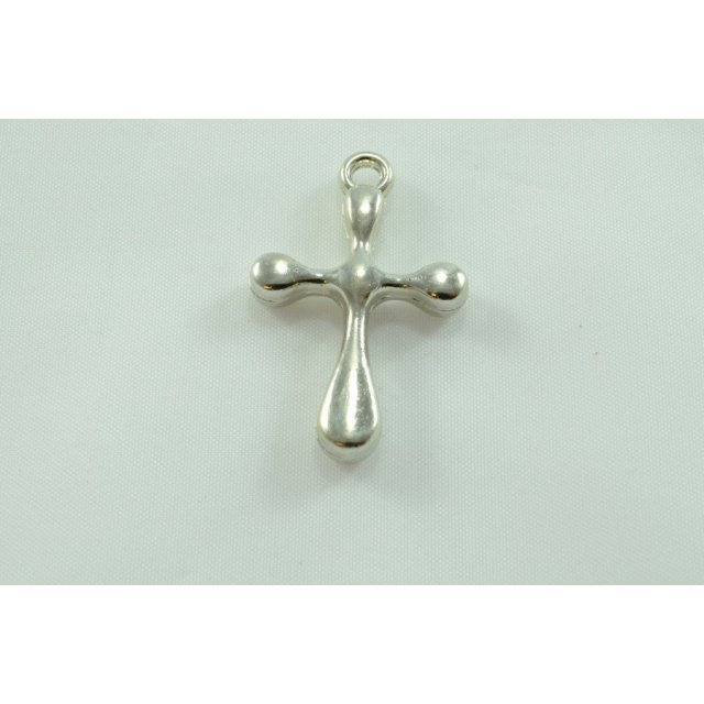 Pendente Croce in metallo