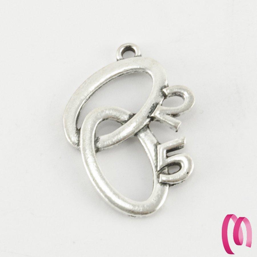 Decorazione accessori ciondoli per collane bomboniere for Link 25 anni di matrimonio