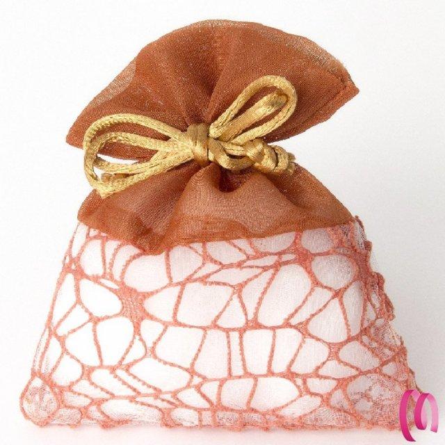 Sacchetto bag con rete