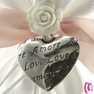 Ciondolo Cuore maxi Love 1...