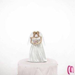 cake topper Brides Eleganti