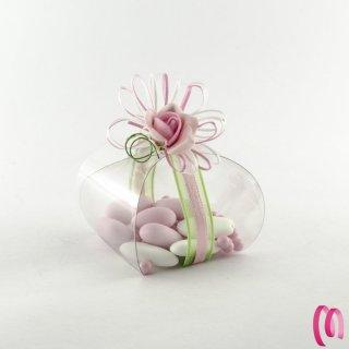 Tortina Portaconfetti confezione da 10 pezzi
