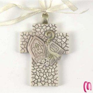 Bomboniera Icona croce Cresima 1 pezzo