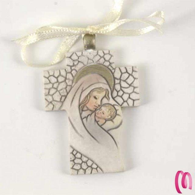 Icona croce Comunione maternità 1 pezzo