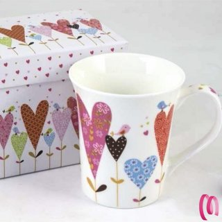Bomboniera tazza scatola