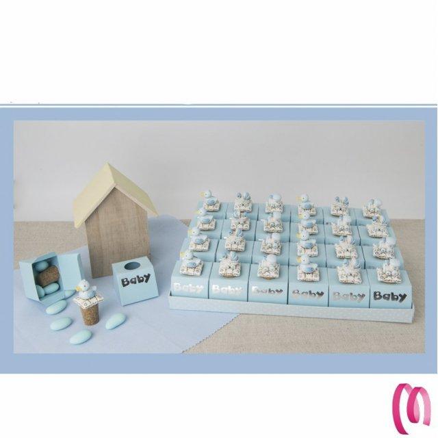 Tappux box baby 24 pezzi