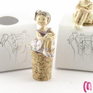 Bomboniera Tappux box ballerina 24 pezzi