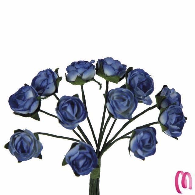 Fiore piccolo in carta 144 pezzi