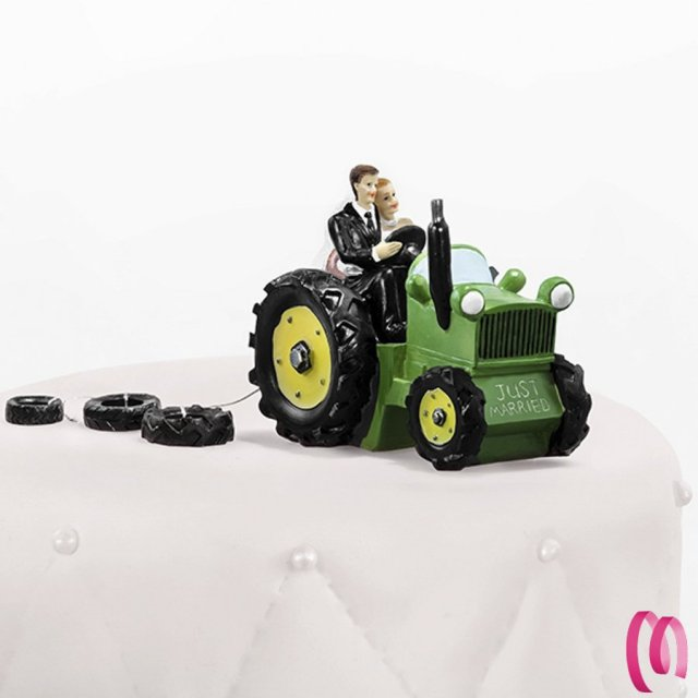 Cake topper trattore