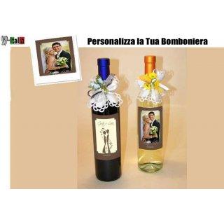 Etichetta Personalizzata per Bottiglia