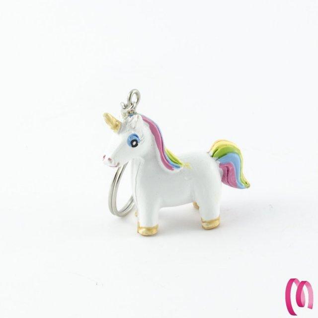Porta chiavi Unicorno