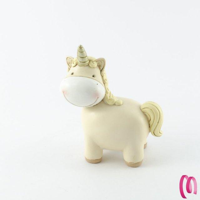 Bomboniera Unicorno Salvadanaio