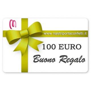 Regala Gift Card da 100 Euro