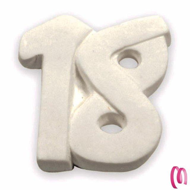Gessetto Compleanno 18 Anni