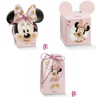 Bomboniera scatolina Minnie Disney